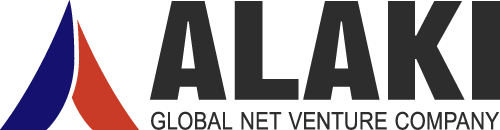 ALAKI ロゴ